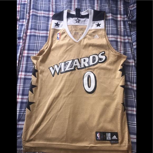adidas Other - Gilbert Arenas Wizards Jersey c72d96715
